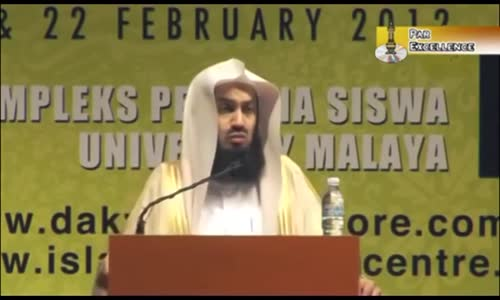 Gossiper has NO place in Jannah _ Mufti Menk