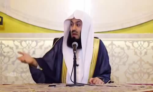 Interacting With The Opposite Sex _ Mufti Menk