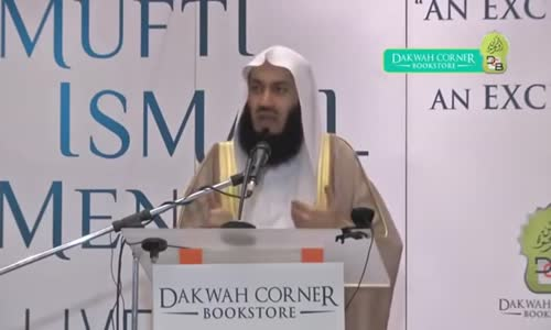 Magician Jinn & Black Magic Exposed! - Mufti Menk