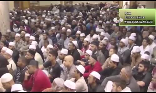 2 Qualities Needed to Become a Friend of Allah - Mufti Menk