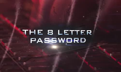 The 8 Letter Password  _ #Love _ Mufti Menk