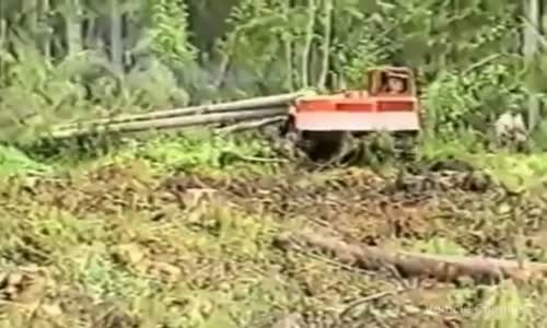 Awesome Machines -  Tree-Killing Machines
