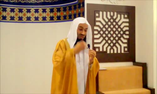 Wifes Burnt Toast! - Funny Joke From Mufti Menk
