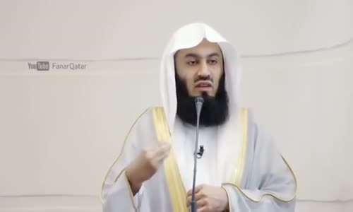Astaghfirullah 100 times a Day By Mufti Menk
