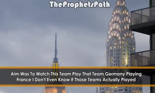 The Football Joke  - #Funny - Amazing Reminder - Mufti Menk