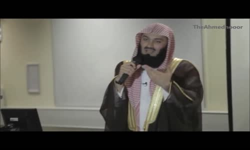 The Old Ladies  - #Funny - Mufti Menk