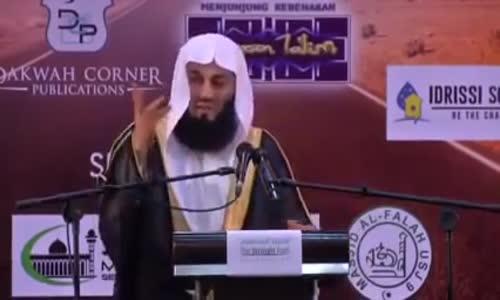 Repentance (Tawbah) By Mufti Menk