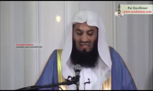 Protection From Black Magic _ Mufti Menk