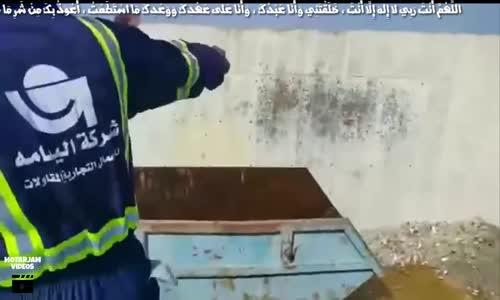 إتلاف خمور مستوردة بقيمة أكثر من 12 مليون ريال في جدة