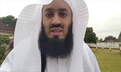 Beautiful Month of Ramadan _ Personal Message From Mufti Menk