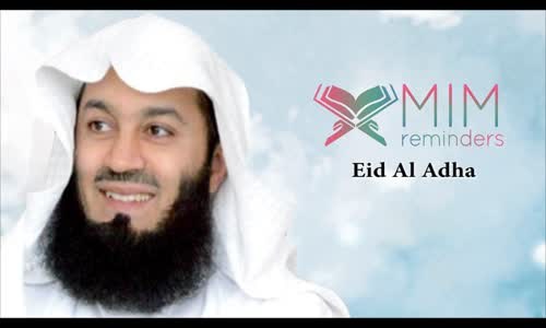 Eid Al Adhaa 2015 _ 24th September 2015 _ Mufti Menk 2015