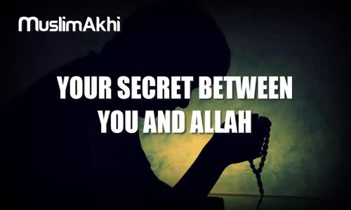 Develop A Secret Deed ᴴᴰ - Mufti Menk