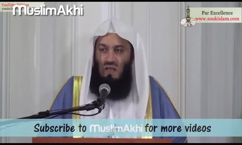Misconception of the Law of Inheritance (For a Male is Double the Share of a Female) _ Mufti Menk