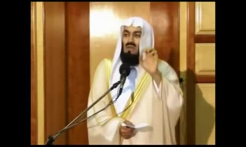 How To Have An Islamic Wedding _ Mufti Menk
