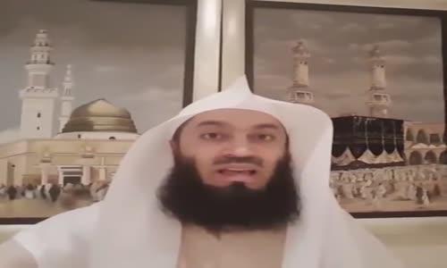Ramadan Message From Mufti Menk