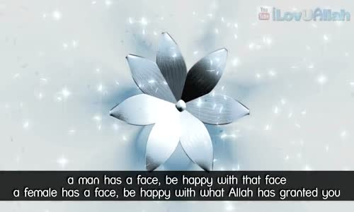 Be Happy With Your Face  - Mufti Menk
