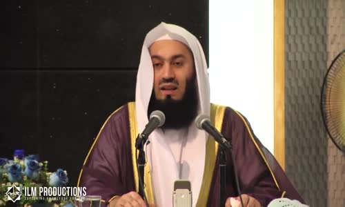 The Most Blessed Wedding _ Mufti Menk