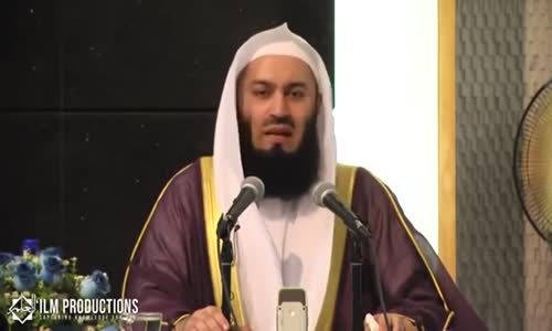 True Love Means Sacrifice _ Mufti Menk