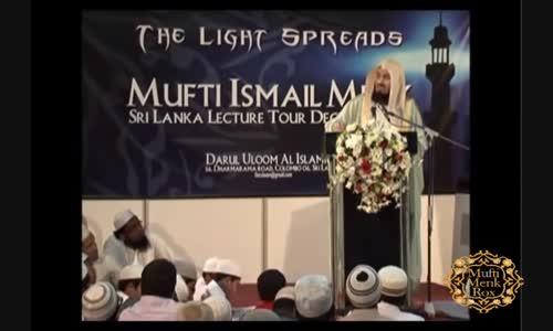 Pride _ Disease of the Heart _ Part 3 _ Mufti Menk