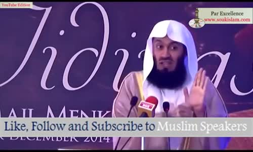Allah answered Mufti Menk's _ Dua Instantly _ True Story