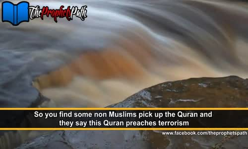 Islam Is Religion Of Peace - Amazing Islamic Reminder - Mufti Ismail Menk