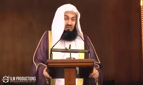 Looking For The Fastest Taraweeh - Mufti Menk