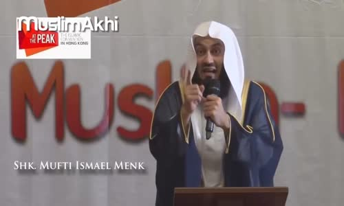 Talking to Non Mahram for Dawah _ Mufti Menk