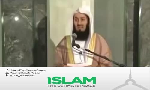 Laylatul Qadr _ The night of Decree - Mufti Menk