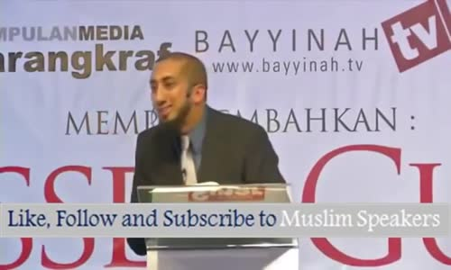 Too Lazy To Understand The Quran_ - Watch This! - Nouman Ali Khan & Mufti Menk