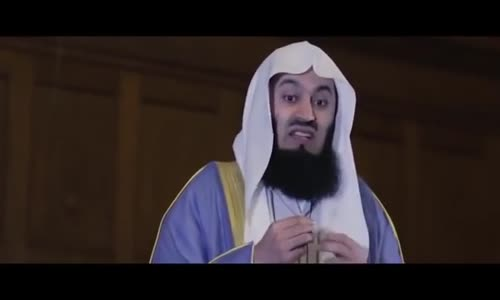 For The First Time Salah Led In Congregation _ Mufti Menk 2015