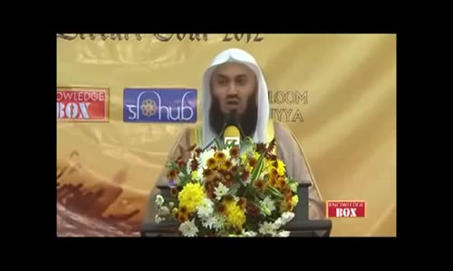 Stand By Your Wife - RIP Mother In Law - Mufti Menk