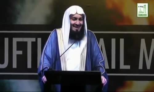 Your Lipstick is too much - Funny - Mufti Menk 2015