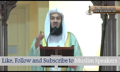 Fasting 6 days of Shawwal after Ramadhan 2015 -  Mufti Menk
