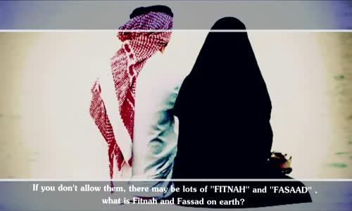 Don't Reject Righteous Proposals _ Mufti Menk
