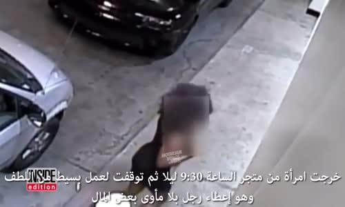 بالفديو أمريكية يعتدى عليها ثم تسرق سيارتها (مترجم)