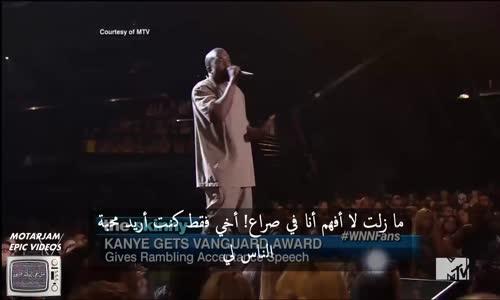  كانييه ويست  مغني الراب يعلن ترشحة للرئاسة الأمريكية في عام 2020