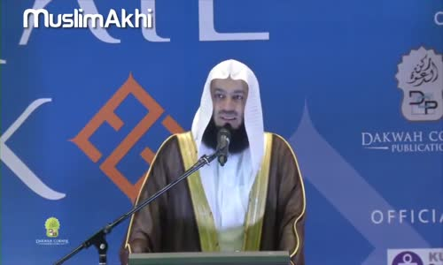 Does Islam Allow Child Marriage_ - Mufti Menk 2015