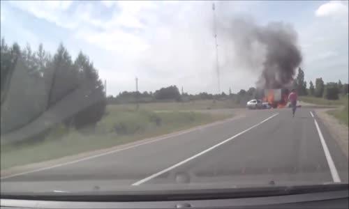 أغرب و أخطر  حوادث السيارات  شاهد  65