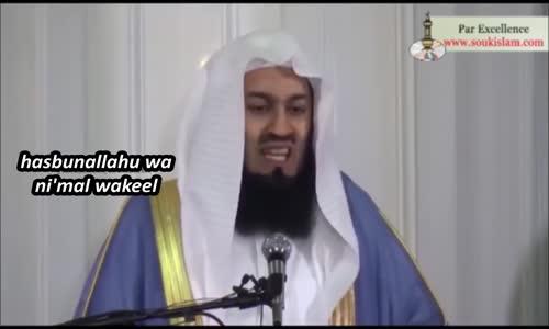 Surat Al Hashr  _ Qualities Of Ansar _ Mufti Menk