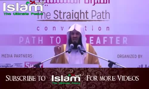 The Biggest Test of a Married Couple _ Mufti Menk