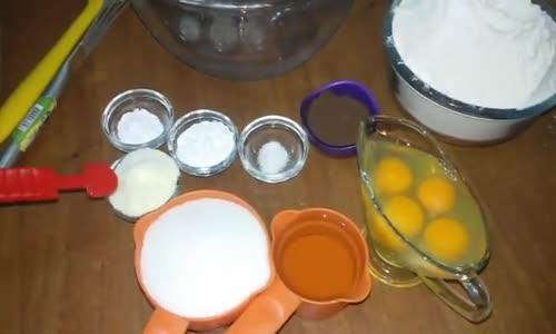 طريقة عمل كيكة الكاكو التركيا