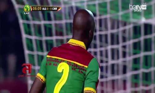 -اهداف ملخص مباراة الجزائر و الكاميرون 1 - 1 تصفيات مونديال 2018 و كاس افريقيا 2016 HD