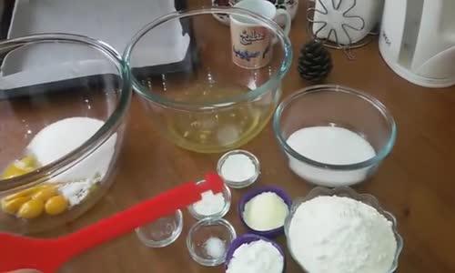 طريقة عمل الكيكه الاسفنجيه
