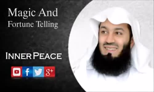 Magic and Fortune Telling    2016   Mufti Menk
