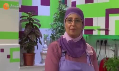 وصفة طبخ  و حلويات  في مطبخ السيدة  بن بريم - كتف محشي  موس بالشكولاطة