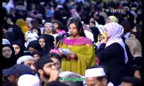 Girl Gets the Right Answers & Converts  From Hindu to Islam