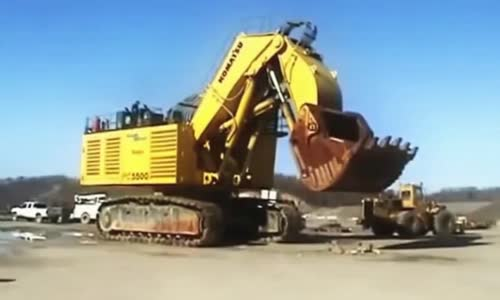 Extreme Machines Biggest Excavators Monster Machines