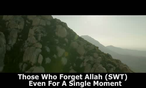 Remembrance Of Allah - Mufti Menk
