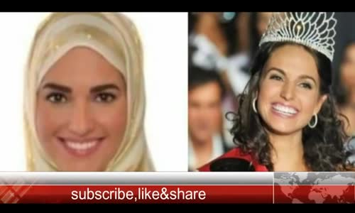 Watch European Beauty Queen Converts to Islam  Marketa Korinkova