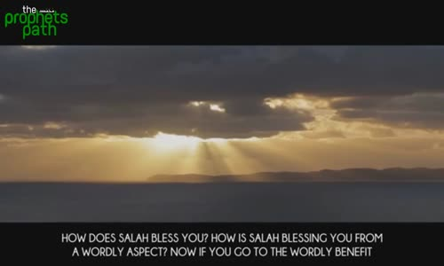How Praying Helps  - Reminder For All Muslims - Mufti Menk